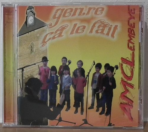 galerie pressage cd audio : amcl lembeye
