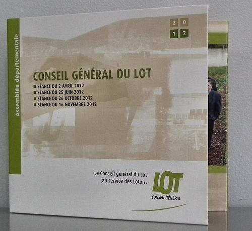 Packaging CD : Digipack 3 volets 1 plateau avec livret